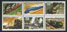 AUSTRALIA 1993 Australian Trains Set MNH (SG 1405a)