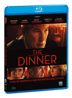 The Dinner Con Richard Gere E Chloe Sevigny -  Blu Ray Nuovo Sigillato