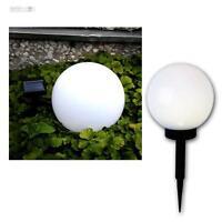 LED Lampe boule Ø20cm ,Lampe Solaire Jardin LUMINAIRE de