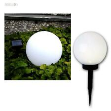 LED Lampe boule Ø20cm, solaire Jardin Luminaire de