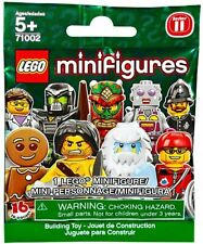 Lego Minifigure Series 11 71002 You-PIck Sealed Bavarian Lady Tiki Warrior New