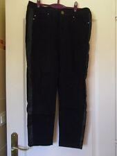 pantalon noir 7/8