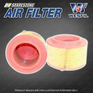 Wesfil Round Air Filter for Mazda BT50 UP 2.2L 3.2L TDCi Turbo Diesel