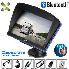 XGODY GPS Navigation 7'' Car Truck Sav Nav FM 8GB Free EU+UK Maps Bluetooth POI