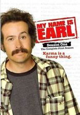 My Name Is Earl Season One 4 Discs 2009 DVD