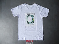 DIAMOND SUPPLY MONDRIAN T-SHIRT NEU WHITE GR:M DIAMOND SUPPLY CO