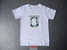 DIAMOND SUPPLY MONDRIAN T-SHIRT NEU WHITE GR:M DIAMOND SUPPLY CO