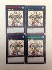 YuGiOh Number 17: Leviathan Dragon DL15-EN012 Blue/Red/Purple/Green Set Duelist