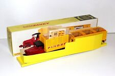 DINKY TOYS ORIGINALE FRANCESE GMC PINDER CIRCUS TRUCK & TRAILER in Scatola # 881 V RARA