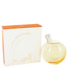 Eau Des Merveilles by Hermes 3.4 oz EDT Spray Perfume for Women New in Box