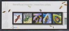 2010 SC# 2410a - Beneficial Insects - Souvenir Sheet Lot# 37 M-NH