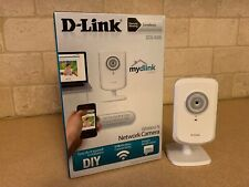 d link wireless security camera (930L)