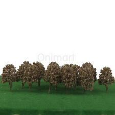 20pcs modelan el paisaje de la diorama del edificio del parque de la