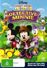 Mickey Mouse Clubhouse: DETECTIVE MINNIE : NEW DVD