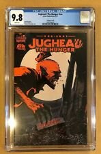JUGHEAD: THE HUNGER ONE-SHOT CGC 9.8! COVER B. ARCHIE COMICS! (5/17)