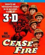 Cease Fire 3d - Blu-ray Region 1