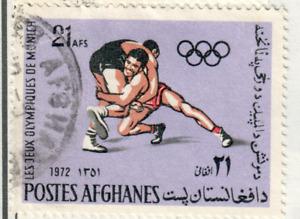 Afghanistan - 1972 Olympic Games - Munich, Germany
