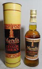Vintage Rarität orign. verschlossen - Mendis Ceylon Arrack ~70er