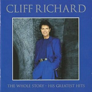 Richard, Cliff - The Whole Story: His Greatest Hits - Richard, Cliff CD DHVG The