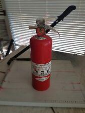 Fire Extinguisher - 2.5Lb Halon 1211 Clean Agent Halon Fire Extinguisher
