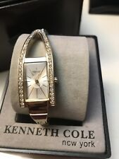 kenneth cole Gold Crystal Watch Woman