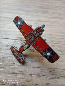 Pin's vintage épinglette pins collector Pub Avion AVIREX Lot PR143