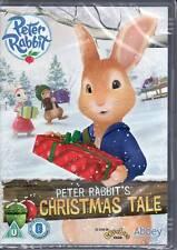 Peter Di coniglio Christmas Tale - DVD - Nuovo E Sigillato pl er