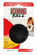 KONG Extreme Ball  Hundespielzeug 7 cm schwarz
