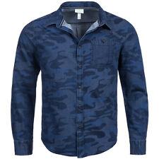 """Chemise Jeans Camouflage """"Adidas-Néo"""".T.(XS).Neuve Etiquetée"""