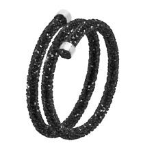 """Mercedes Benz Original Damen Armband """"Tokyo Kristall"""" Silber Neu OVP"""