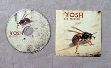 "CD AUDIO MUSIQUE / YOSH ""BIG TROUBLE"" 14T CD ALBUM PROMO  CARDSLEEVE FOUTA 10"