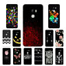 Soft TPU Silicone Case For HTC One X10 E66 Protective Back Covers Skins Black