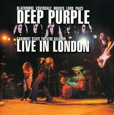 Deep Purple - Live in London [New CD] Portugal - Import