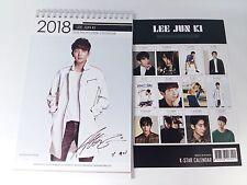 Lee Jun Ki Joon Ki Joon Gi Jun Gi JoonKi 2018 2019 Table Photo Calendar Calender