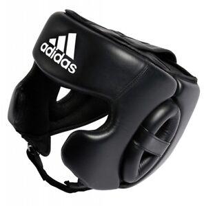 adidas Boxing Training Head Guard, MMA, Muay Thai w/ Cheek Protection