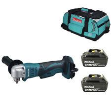 Makita DDA350Z DDA350 18 V LXT Trapano Angolo 2 BL1850 e LXT400 Borsa per utensili