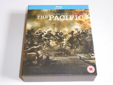 The Pacific - Complete Series - Steven Spielberg - UK BLU-RAY SET - EXCEL CONDIT