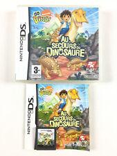 Go Diego Au secours du dinosaure DS / Jeu Sur Nintendo DS, 3DS, 2DS, New...