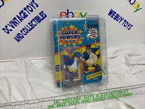 Super Powers The Penguin Figure Kenner Toys 1985 Arm Is Off READ