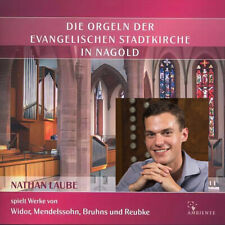 Nathan Laube: Organ Concert in the Black Forest, Nagold, Germany