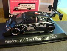 1/43 Norev Peugeot 208 T16 Pikes Peak 2013 Vorführversion 472826
