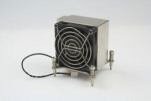 HP 463990-001 Kühler + Lüfter Montage Für Z800,Z600,Z400 Gebraucht