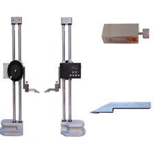 Electronic Double Dual Twin Beam 24 600mm Height Gage Digital 001 Gauge