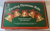 VINTAGE YE MERRIE MINSTREL CAROLING CHRISTMAS BELLS AUS100 25 Carols Songs New