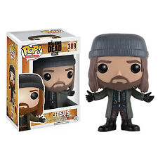 Funko Pop! TV: Walking Dead-Jésus Vinyl Figure