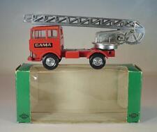 GAMA Mini-Mod Nr. 9121 Faun Leiterwagen rot OVP #6408