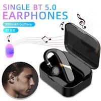 Wireless Bluetooth 5.0 Earphone Headset Driving Handsfree Call Headphone Earbuds