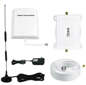 Cell Phone Signal Booster T-mobile Verizon AT&T Cricket US Cellular