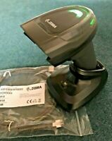 2021 warranty,Zebra DS8178 cordless bluetooth 2D barcode scanner,100mtr. range !