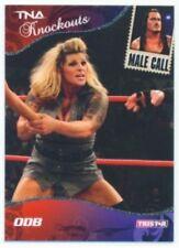"ODB ""SILVER PARALLEL CARD #80 /40"" TNA KNOCKOUTS"